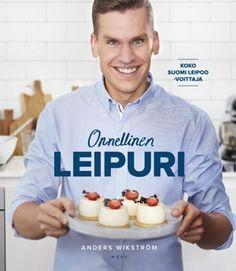 Onnellinen leipuri - Anders Wikström - #kirja