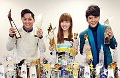 Fred Cheng, Jinny Ng, and Alfred Hui vow to make greater strides in their careers in 2015.