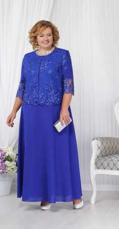 Best 12 Square Neckline Mesh Inset Powder Blue Mother of the Bride Dress with Lace Top · Sugerdress · Online Store Powered by Storenvy – SkillOfKing. African Fashion Dresses, African Dress, Fashion Outfits, Vestidos Plus Size, Plus Size Gowns, Mother Of Groom Dresses, Mothers Dresses, Modest Dresses, Elegant Dresses