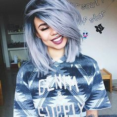 """12.3k Likes, 40 Comments - lovescenehair (@_lovescenehair_) on Instagram: """"@snitchery  #snitchery #hair #hairstyle #coloredhair #dyedhair #cute #girl #pastel #pastelhair…"""""""