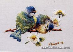 Miniature Needlepainting Kits Trish Burr