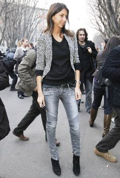 Isabel Marant stylist - amaze. via googe