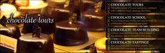 Chocolate tours & cupcake tours in Boston