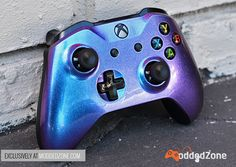 Create the controller of your dreams! New colors and options are available for Xbox One S controllers ! #moddedzone #customcontroller #moddedcontroller #xboxones #xboxonescontroller #elevateyourgame Exclusively at www.moddedzone.com
