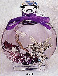 Perfume Bottle...My goodness could it be any prettier?