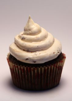Stay Calm Cupcake Butterfinger