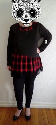 Belswan: Mi ropa nueva de Desslily