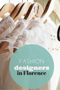 Fashion Shopping in Florence is not only about the most famous brands... discover more with a Personal Shopper.