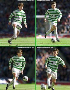 Lubo Moravcik - Celtic FC - League appearances.