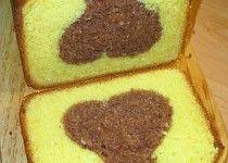 Bábovka dvoubarevná poctivá (z DP) recept - TopRecepty. Cornbread, Ethnic Recipes, Food, Millet Bread, Essen, Meals, Yemek, Corn Bread, Eten