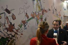 Entrevista al alcalde de Almonte, José Antonio Domínguez, por Turismo Andalucía. #RocíoJubilar #Fitur2013