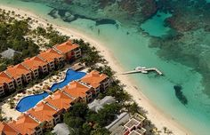 Infinity Bay Spa & Beach Resort, Honduras, Roatan Island, West Bay, Beachfront