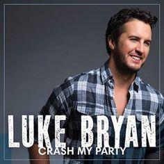 "Luke Bryan ""Crash my party"" album"