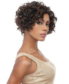 3b short curly bob