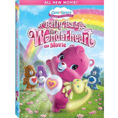 Care Bears: A Belly Badge for Wonderheart – Reader Giveaway - Jinxy Kids