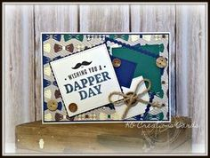 Hello I am hopping today with the SDBH crew. Our theme for the month is Favourite Designer Series Paper. My fave constan...