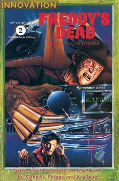 Freddy Krueger (Comix)