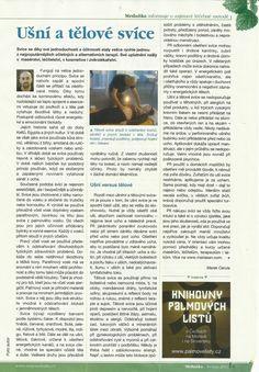 Článek v Meduňce