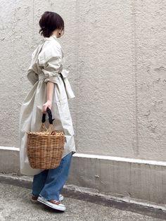 Lola Fashion, Denim Fashion, Womens Fashion, Fashion Models, Street Chic, Street Style, Japanese Fashion, Japanese Style, Ready To Wear