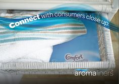 aromaliners.  Fabulous as giveaways.
