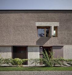 casa dbc riconversione di un deposito agricolo in abitazione  colico lc 2012