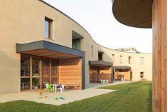 Polo per linfanzia Firmian, Bolzano, 2012 - Modus Architects