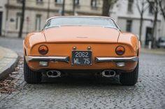 1968 Bizzarrini 5300 GT - 5300 GT Strada | Classic Driver Market ════════════ ❄❄  Alittlemarket ☞ https://www.alittlemarket.com/boutique/au_royaume_du_timbre-3130013.html