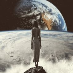 The perfect Earth Animated GIF for your conversation. Discover and Share the best GIFs on Tenor. Photomontage, Street Photography, Art Photography, Foto Fantasy, Animiertes Gif, Wave Art, Crashing Waves, Collage Artists, Lord Shiva