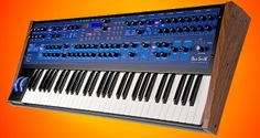 Dave Smith Poly Evolver Keyboard Synthesizer. I picked up one of these used a few months ago and I still have really only scratched the surface. I'd love to do the PE and Knob upgrades some day.