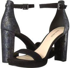 8cdfeac1520 Nine West Dempsey Platform Heel Sandal