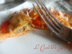 Ravioli melanzane e provola | Ricetta primi piatti, Ricetta vegetariana