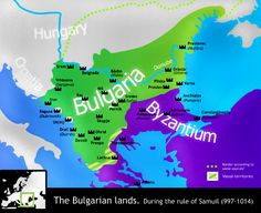 Bulgaria Samuil raster - Imperio búlgaro - Wikipedia, la enciclopedia libre