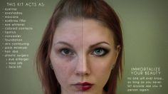 Photoshop Parody Ads Show the Depressing Truth About Filtered Beauty a BRILLIANT Artwork by Anna Hill