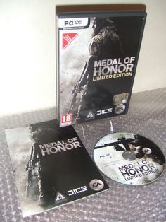 MEDAL OF HONOR Limited Edition - Gioco PC DVD-ROM - ITALIANO