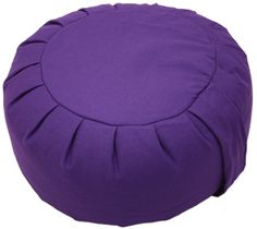 Tall meditation cushion in tamarind. Excellent for the taller meditation practitioner, it provides the required support and comfort for any length of meditation sitting
