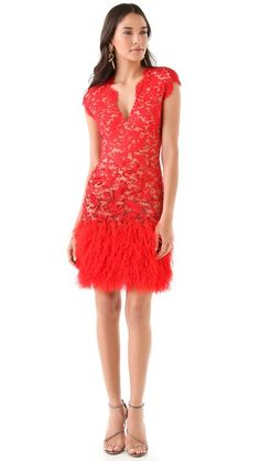 Matthew Williamson - LooooOOOOveee this holiday dress