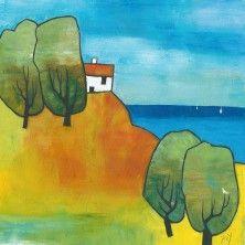 foto de 36 Best Marina Rey images | Landscape artwork, Artwork, Art