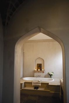 Moroccan bathtub   Marrokaanse bad