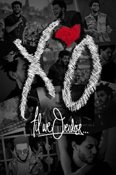 THE WEEKND XO! Till We Overdose... Abel  OVOXO  the weekend  xo  king of the fall