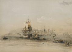David Roberts - Egypt and Nubia, Volume III; Alexandria, 1848