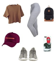 """""""Untitled #21"""" by jyannaah8 ❤ liked on Polyvore featuring adidas Originals, My Mum Made It and Casetify"""