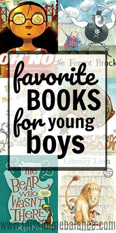 Best Books for Young Boys: I have such a hard time finding good books for my son, ones he loves. This list is so helpful - actual favorite books from a five year old boy. Off to the library! Books For Boys, Childrens Books, Free Children Books, Toddler Books, Good Books, Books To Read, Before Baby, Little Doll, Chapter Books