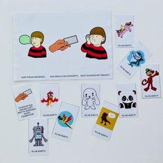 KONKREETTISTA VARHAISKASVATUSTA Childhood Education, Pre School, Peanuts Comics, Kindergarten, Learning, Fictional Characters, Experiment, Language, Mindfulness