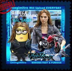 Gisele Minion