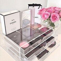 Organising your make up