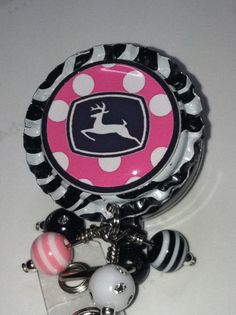 Retractable Badge Holders---hand out to delegates as gifts at the convention?