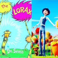 The Lorax is an outstanding children's book by Dr. Seuss published in 1971. It is Dr Seuss's favorite book.Long before protecting nature and the Earth became a global concern, Dr Seuss warned us against the danger that threatened our life on the Earth. It is a great classic book for kids about environmental awareness. The book has been adapted into a 3D musical fantasy comedy by Illumination Entertainment. The music and art that has gone into making this movie are engaging.