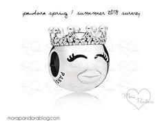 Pandora Spring / Summer 2018 further details Pandora Beads, Pandora Bracelet Charms, Pandora Jewelry, Charm Jewelry, Jewelry Art, Vintage Jewellery, Charm Bracelets, Antique Jewelry, Jewlery
