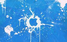 apple wallpaper by Cyan London (2017-03-02)