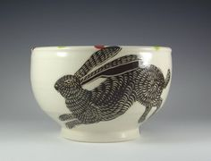 Pottery and sculpture from Sue Tirrell